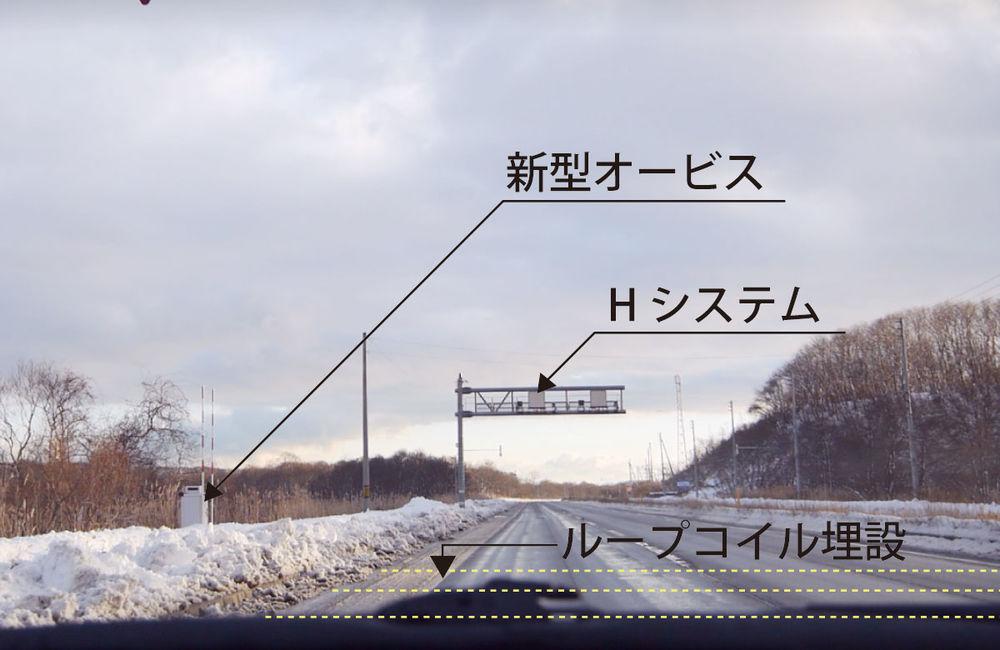 式 オービス 移動 北海道 移動オービス目撃ポイントリスト(北海道&東北)